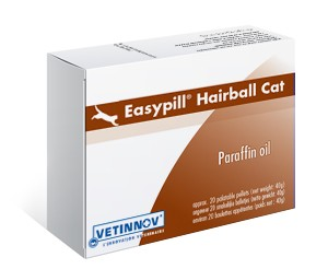Easy pill hairball cat