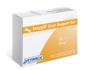Support of liver function in the case of chronic liver insufficiency.