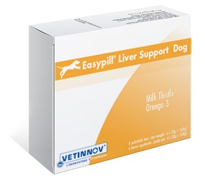 easy pill liver support for dogs