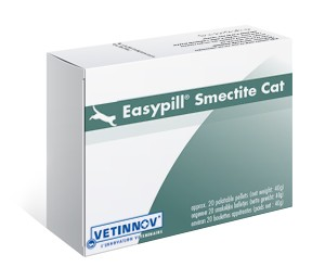Easypill smectite cat palatable feed